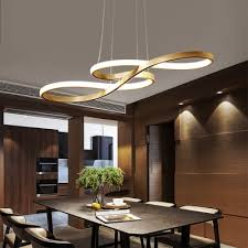 post modern small large led chandeliers
