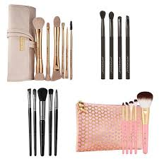 most por makeup brush sets allure