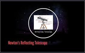 Reflecting Telescope by preston Schwartz