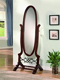 coaster home furnishings oval cheval