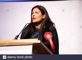 Preet Gill MP retaining her Birmingham Edgbaston seat at the 2019 General  Election Stock Photo - Alamy