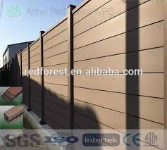 Source Wood Plastic Composite Wpc Fencing For Garden Bpc Garden On M Alibaba Com Wood Plastic Composite Green Building Materials Outdoor Wall Panels