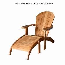 titan teak adirondack chair