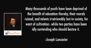 many thousands of youth have been deprived quote
