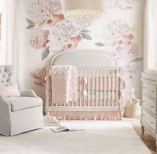 Petal 399 Regular 299 Member Florals Have Never Looked Fresher Than They Do With Our Watercolor Wall Decals Baby Girl Room Baby Girl Nursery Room Girl Room