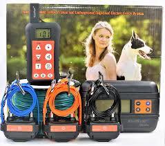 Amazon Com Koolkani Remote Dog Training Shock Collar Underground In Ground Electronic Dog Containment Fence System Combo Koolkani Pet Supplies