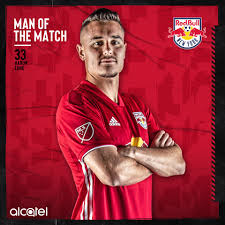 Aaron Long was named Alcatel mobile Man... - New York Red Bulls | Facebook
