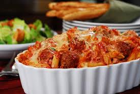 food pasta meat italian food