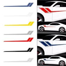 Compare Universal Car Stripe Racing Graphic Decal Sticker Vinyl Personality Modified Stickers Bunting Auto Styling Accessories