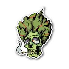 420 Stickers