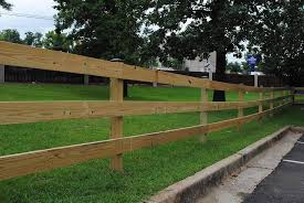 Wood Fence Anniston Al The Fence Place