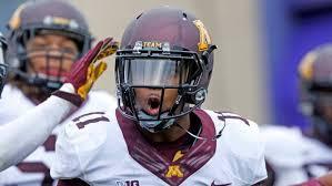Under the Helmet: Antonio Johnson - University of Minnesota Athletics