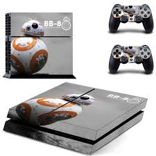 Star Wars Bb 8 Vinyl Decal Skin Sticker Cover For Sony Ps4 Playstation 4 And 2 Controller Skins Consoleskins Co