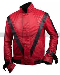 thriller michael jackson leather jacket