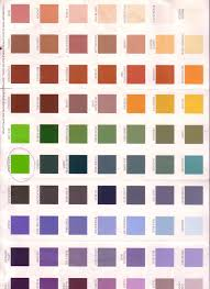 tractor paint color chart catan