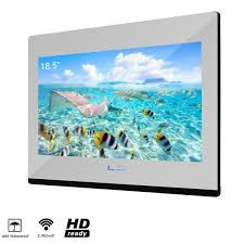 18 5inch smart led android mirror tv