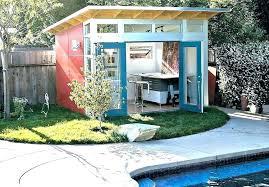 cool backyard shed ideas cool backyard