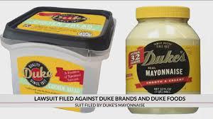 duke s mayonnaise sues duke foods