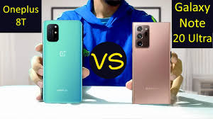 Oneplus 8T VS Galaxy Note 20 Ultra ...