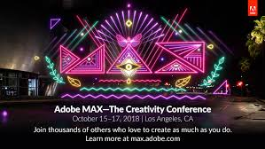 Adobe MAX 2018 ...