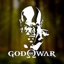 God Of War Kratos Vinyl Sticker White Crystalwings Https Www Amazon Com Dp B07dfrk5tl Ref Cm Sw R Pi Awdb T1 X Nh3dbbys5qc13 Vinyl Sticker God Of War Vinyl