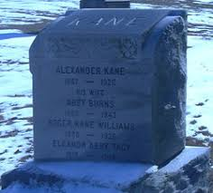 Abby Burns Kane (1856-1943) - Find A Grave Memorial