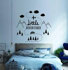 Kids Room Decor Wall Decals Adventure Mountain Vinyl Wall Stickers For Bedroom Cute Nursery Decals Art Murals Wallpaper Quotes Stickers For Walls Quotes Wall Stickers From Highqualityok4 25 22 Dhgate Com