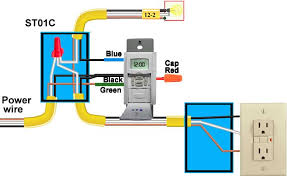 defiant timer wire diagram 5 3 way