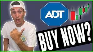 ADT Stock up 70% on HUGE news