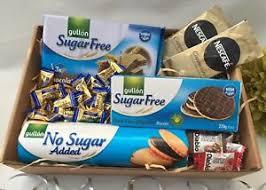 sugar free diabetic treats her gift