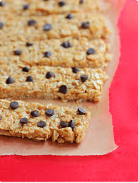 3 minute high protein granola bars