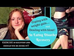 weight gain and bloating in ed reery