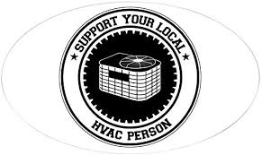 Amazon Com Cafepress Support Hvac Person Oval Sticker Oval Bumper Sticker Euro Oval Car Decal Home Kitchen