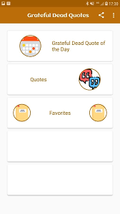 grateful dead quotes and lyrics apk android