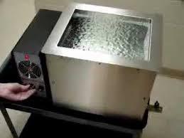 ultrasonic cleaning power intensity