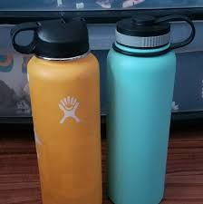 Hydro Flask Accessories Mango Flask 40oz Poshmark