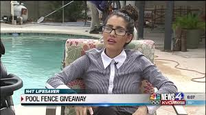 N4t Liefsaver Pool Fence Giveaway And Coloring Contest Youtube