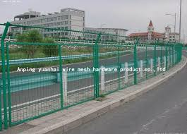 Power Plants Iron Metal Wire Fence Panels Easy Install High Anti Corrosion