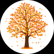 Autumn Stickers Decals Fall Leaf Stickers Car Stickers