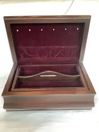 reed barton avery jewelry chest in