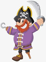 Cartoon Pirates | Pirates, Cartoon, Cartoon clip art
