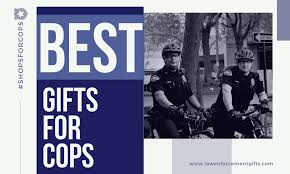 gifts for police officers in 2020