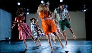 Adele Myers and Dancers Address Motherhood at the Joyce SoHo - The New York  Times
