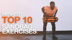 top 10 sandbag exercises you need to be
