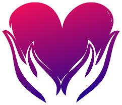 Kindness clipart hand heart, Kindness hand heart Transparent FREE ...