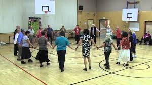 HAGAN HABIL'ADI Israeli Circle Dance @ 2014 SIFD Surrey Int'l Folk Dance  Workshop CANADA - YouTube