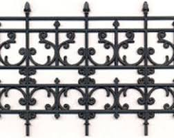 Victorian Fence Etsy