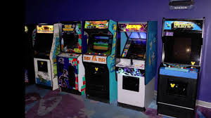 we smuggled a 1979 galaxian arcade game