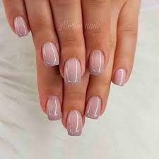 top 50 natural short nails design