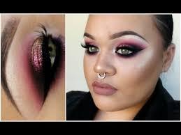 glitter makeup tutorial inglot